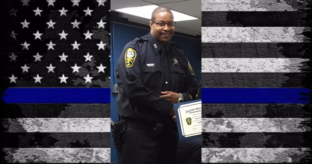Hero Down: Norfolk Sheriff's Corporal Gibran Barclift Died On-Duty From Medical Emergency