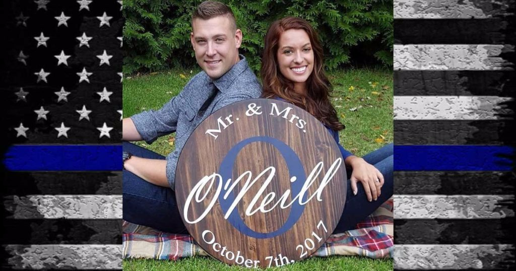 Hero Down: Michigan State Police Trooper Timothy O'Neill Killed Two Weeks Before Wedding