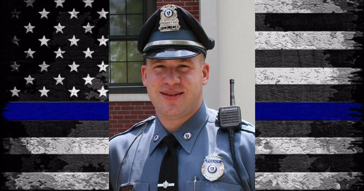 Hero Down: Webster Police Officer Michael Lee Killed In Collision With Tractor-Trailer