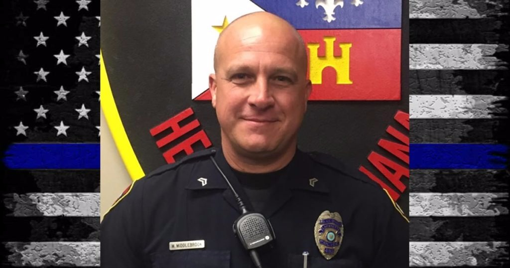 Hero Down: Lafayette Police Corporal Michael Middlebrook Killed In Gunfight