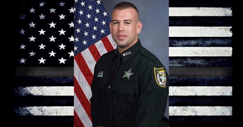 Hero Down: Manatee County Corrections Deputy Shaun Feverston Killed On Way Home From Work