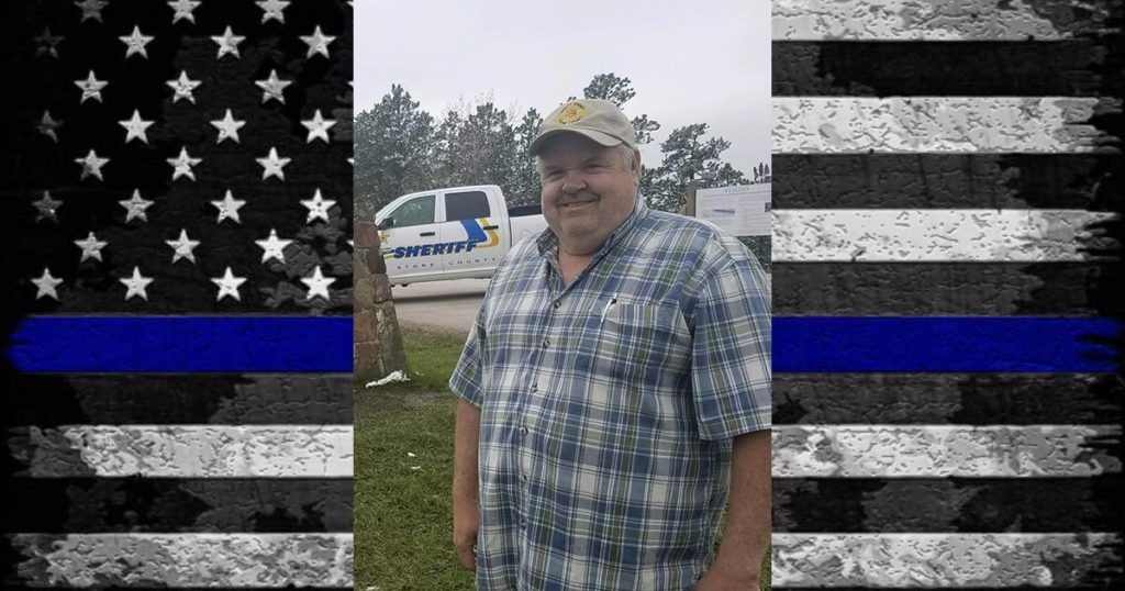 Hero Down: Stone County Sheriff's Sergeant Mark Long Dies After Shift