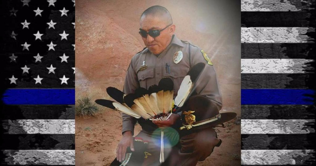 Hero Down: Navajo Nation Police Officer Nelson Martin Killed While Passenger in Collision