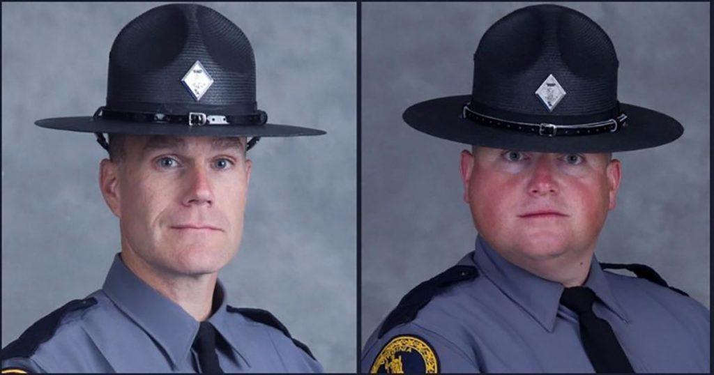 Heroes Down: Virginia State Police Lt. H. Jay Cullen and Trooper-Pilot Berke M. M. Bates Killed