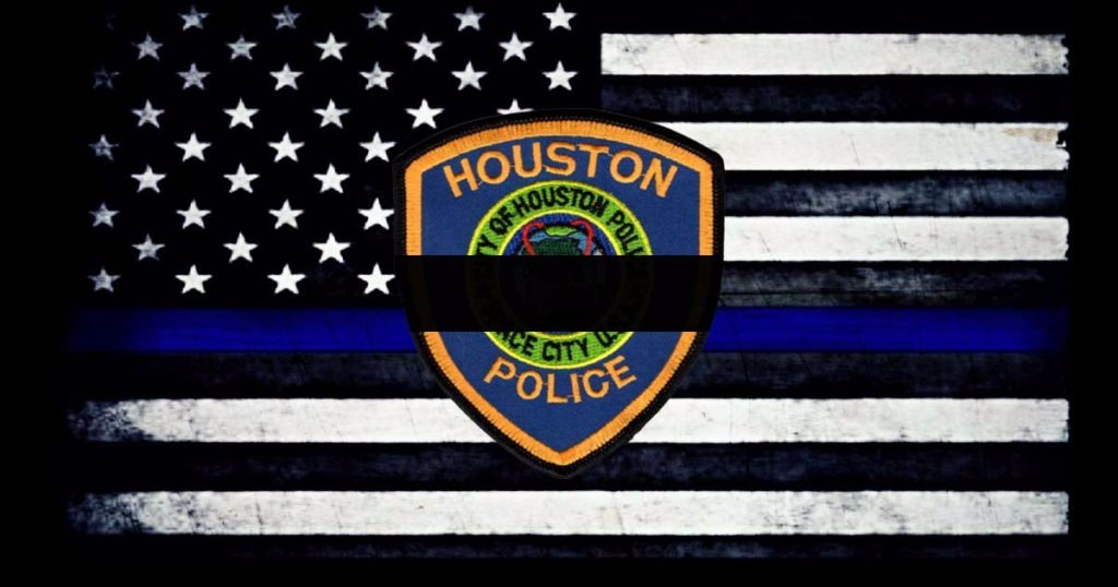 Houston Officer Drowns In Patrol Car