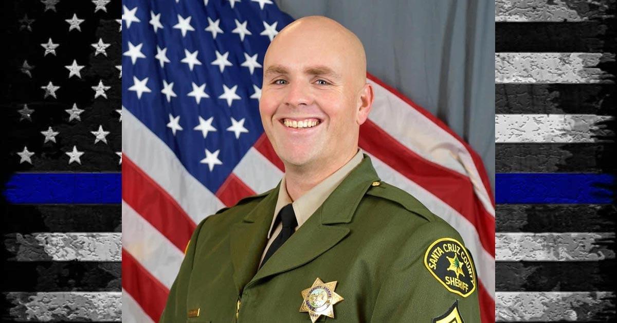 Hero Down: Santa Cruz County Sergeant Damon Gutzwiller Murdered In Ambush