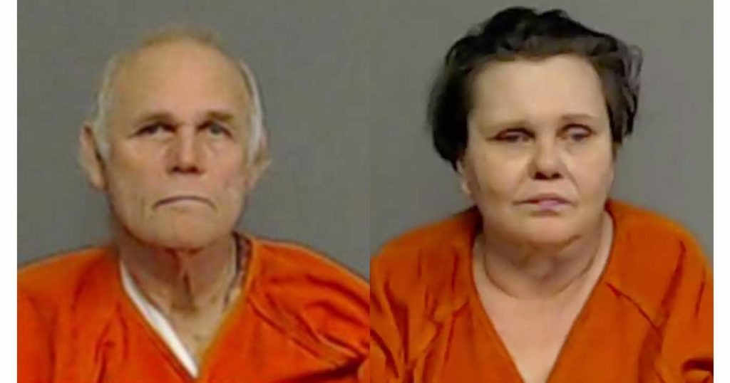 San Angelo Couple, Gary And Brenda Wright, Set Up Ambush To Murder San Angelo Officers