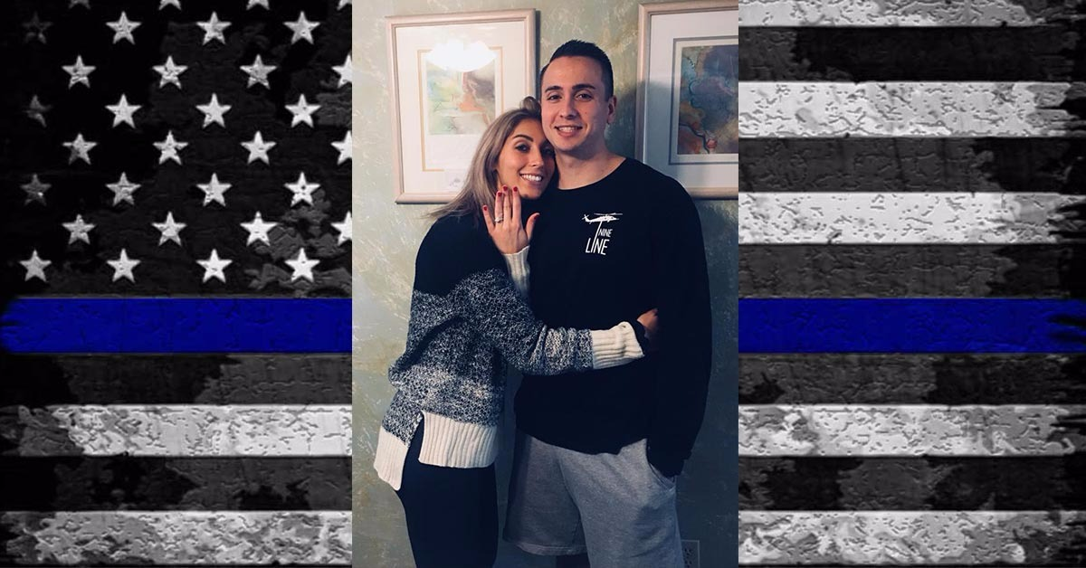 Hero Down: 23 Year Old NYPD Officer Jake Siciliano Dies Just After Being Hired, Getting Engaged