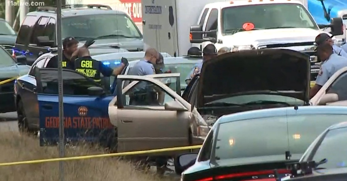 Arrested Man Shoots Trooper While Handcuffed
