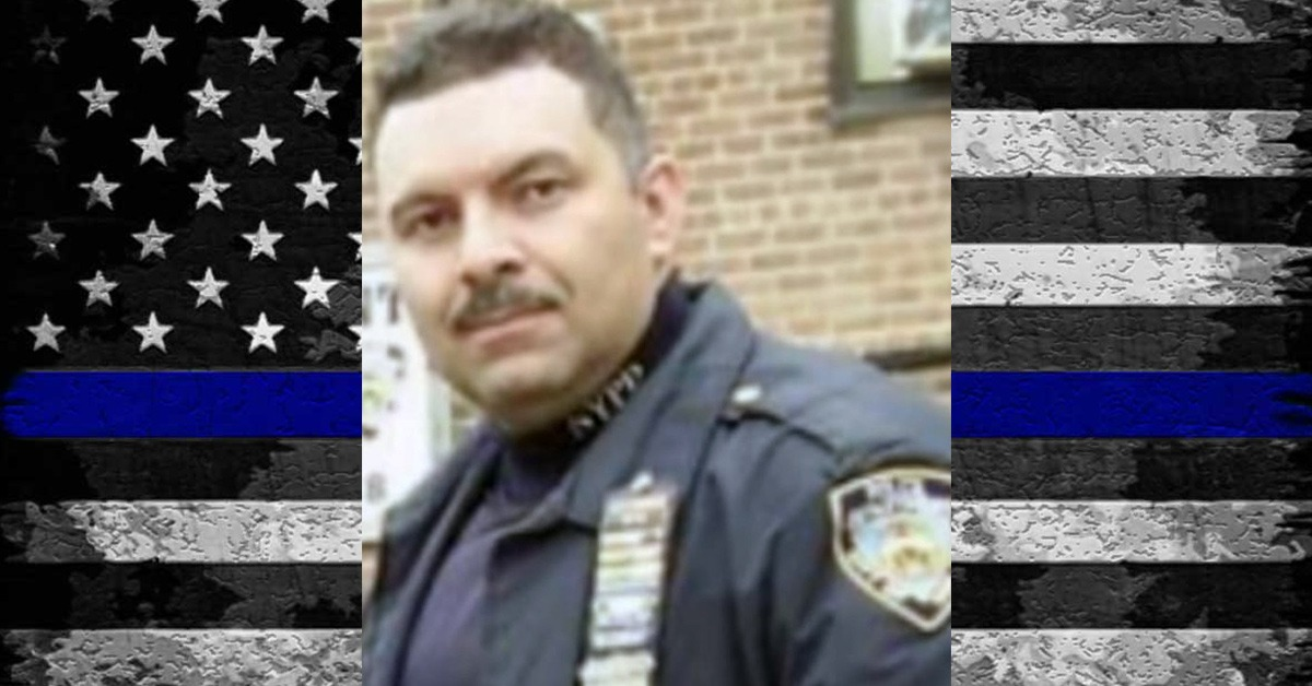 Hero Down: NYPD Officer Richard Lopez Dies From 9/11-Related Cancer