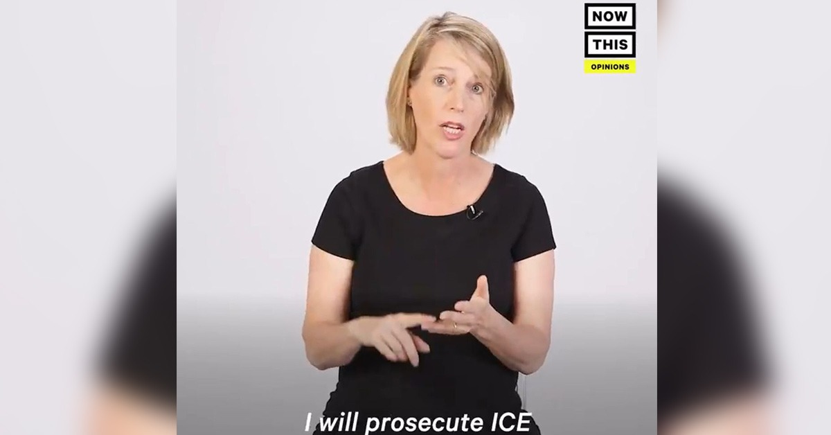 New York Attorney General Candidate Vows To 'Prosecute' ICE