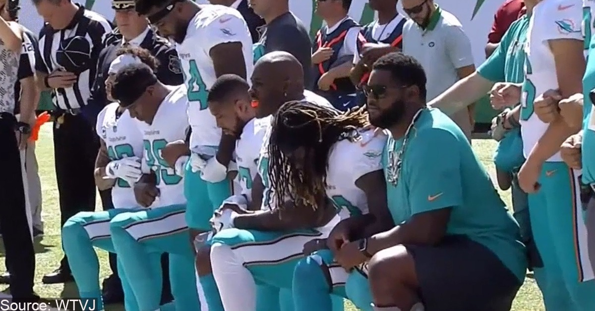 Kneeling Is In: NFL Backpedals On Anti-Kneeling Policy
