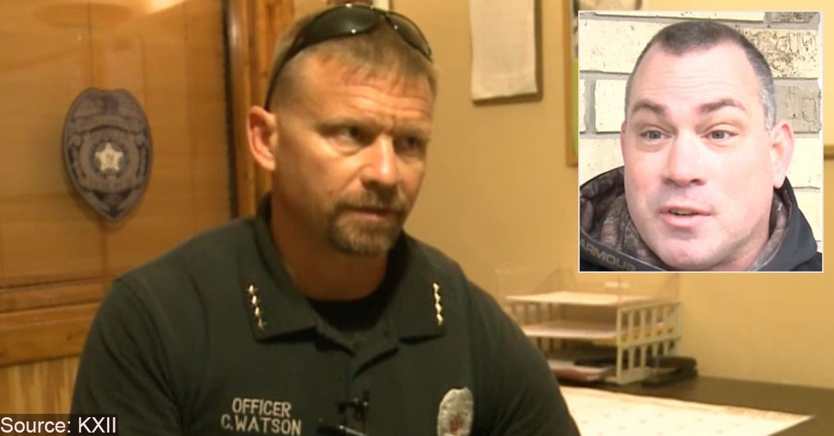 Police Chief Defends Hiring Reserve Officer With Ties To Neo-Nazi Groups