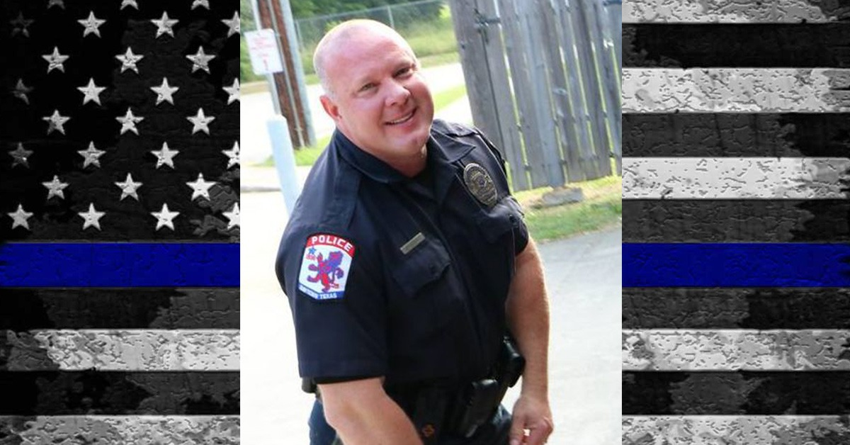 Hero Down: Baytown Officer Stewart Beasley Found Dead After 5-Day Search