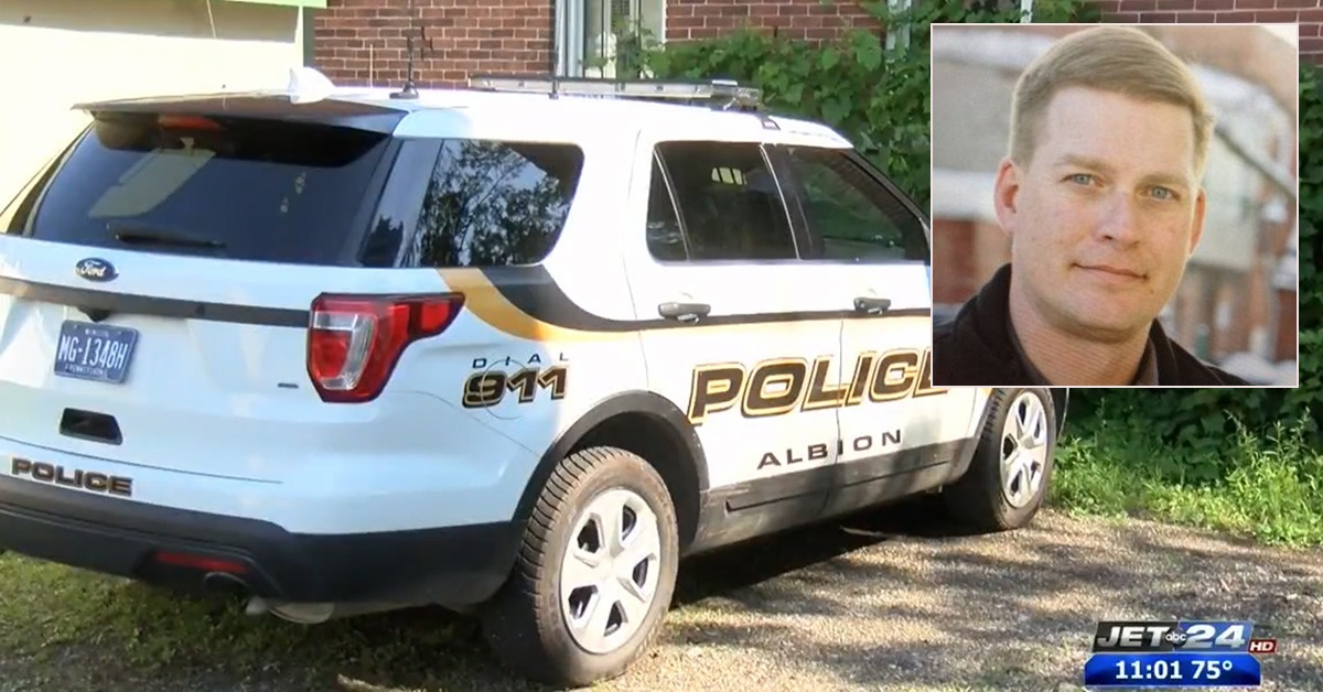 Police Chief Suspended Twice In A Month On Bogus Charges, Community Reacts