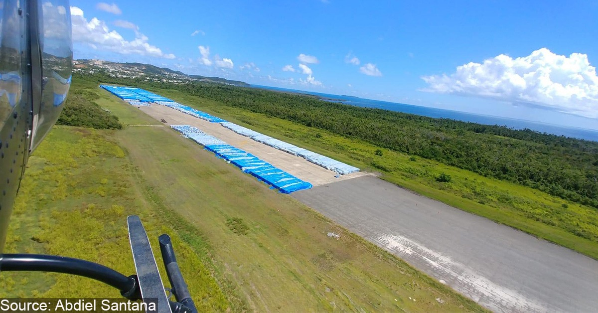 Puerto Rico Cop Under Investigation For Photos of $22M In Undistributed Water