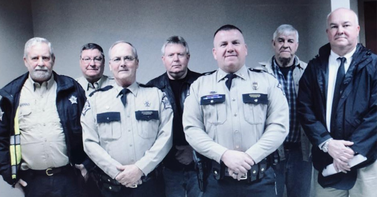Kentucky Sheriff Lays Off Entire Department Until 2020 Budget Is Approved