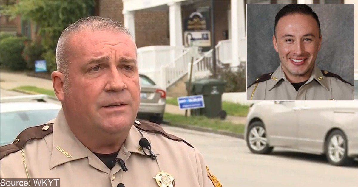 Deputy In Critical Condition, Shot While Helping Feds Take Down Fugitive