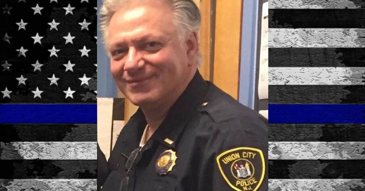 Hero Down: Union City Police Lt. Gregory Katseyanis Suffers Fatal Heart Attack