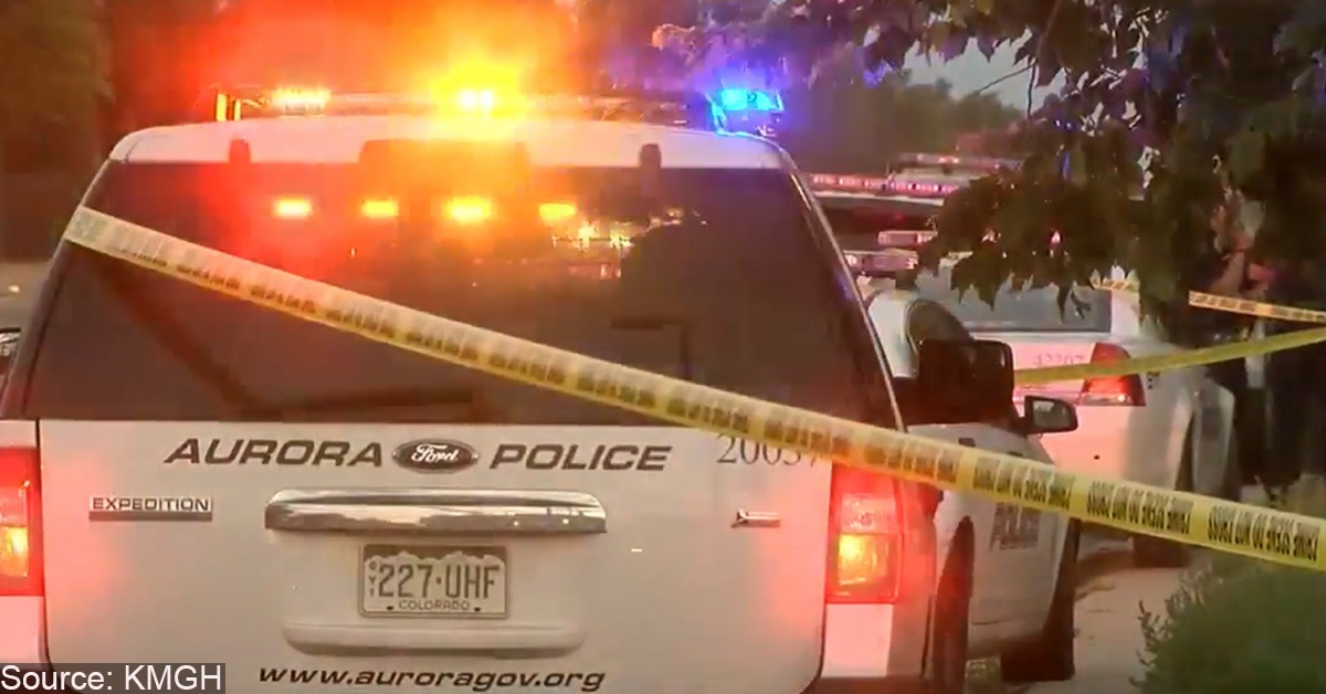 Police Fatally Shoot Homeowner Who Had Just Killed An Intruder