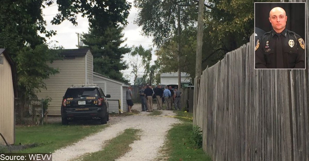 Owensboro Officer Shot By Homeowner Who Thought He Was Suspicious Person