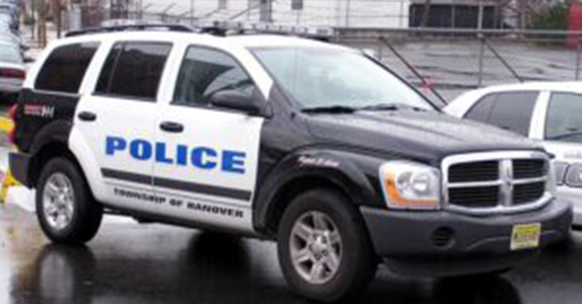 Woman Coughs On Hanover Police During Arrest, Claims She Has Coronavirus