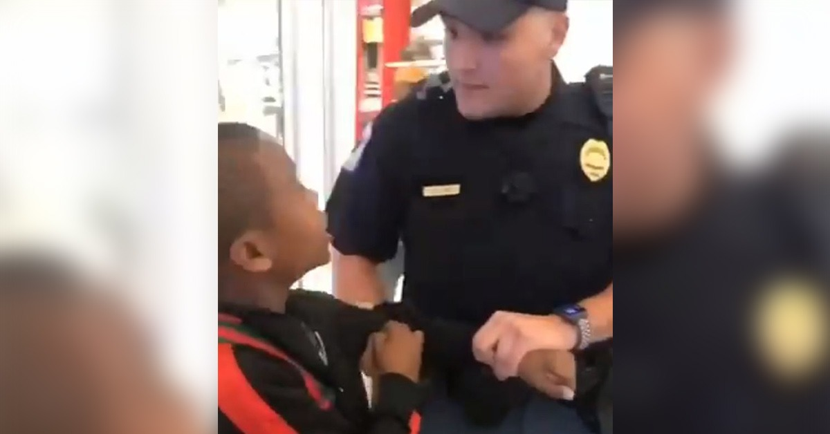 VIDEO: Chief Responds Outrage Over Arrest Of 12-Year-Old Rapper Who Attacked Cop