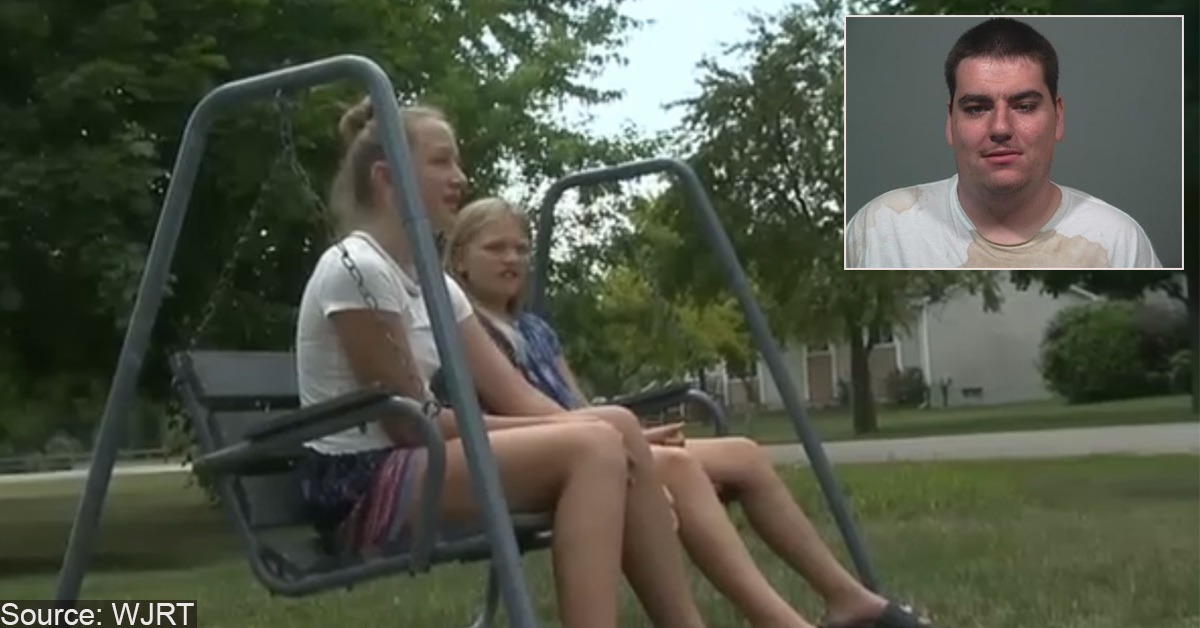 Kidnapper Tries Taking 11-Year-Old Girl, Tween Girls Beat The Snot Out Of Him
