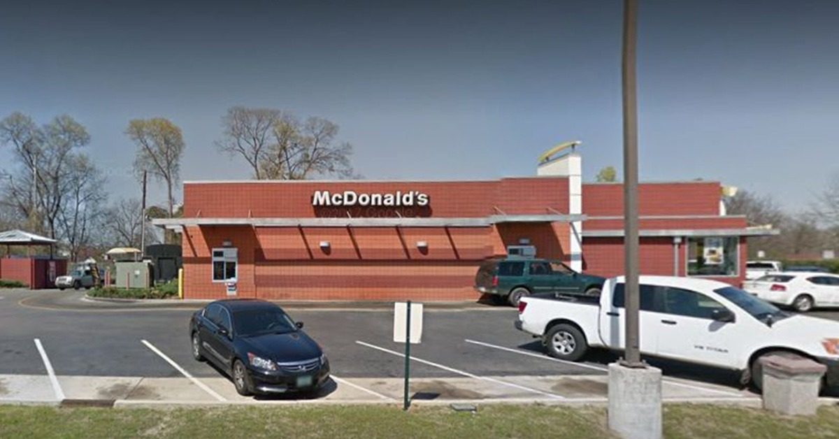 Man Barges In McDonald's And Opens Fire, Armed Father With Kids Takes Him Out