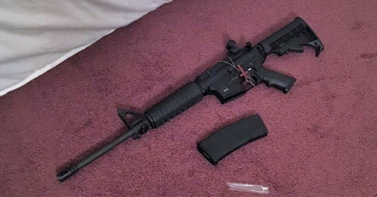 17-Year-Old Boy On Instagram Shows Off Weapons He Stole From Police