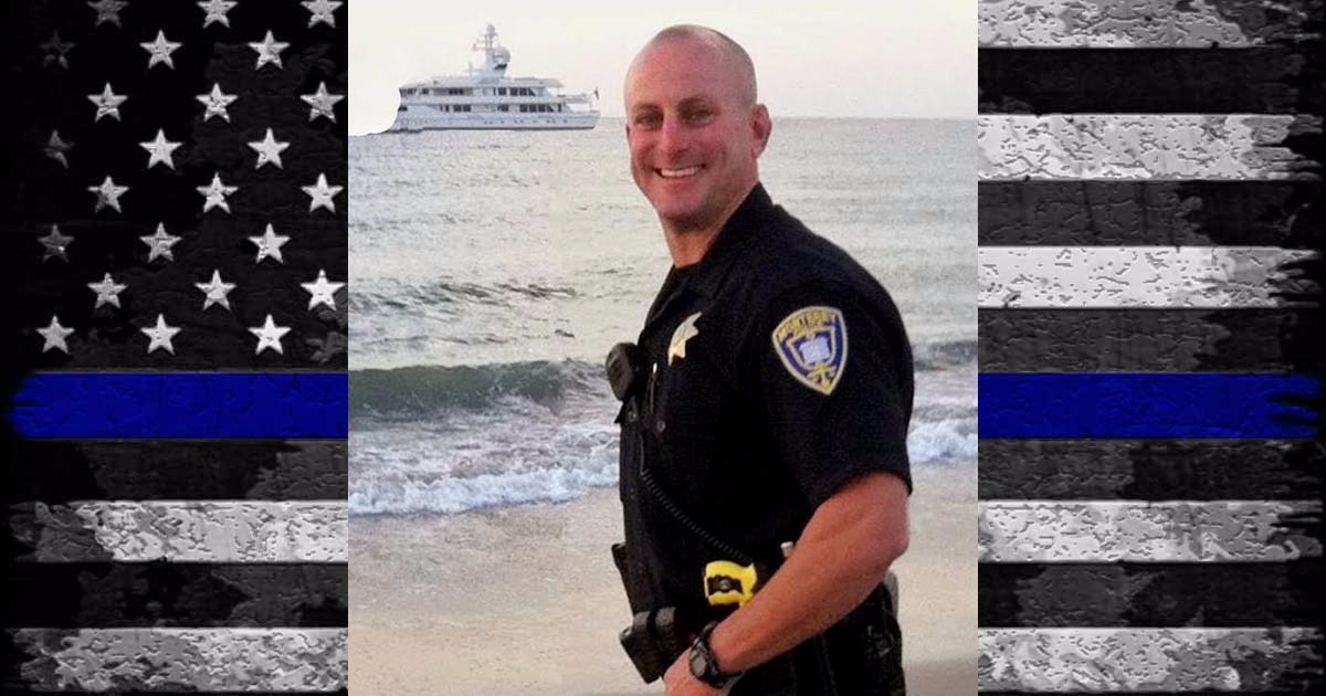 Hero Down: Monterey Police Sgt. Douglas Holley Loses Battle With Cancer