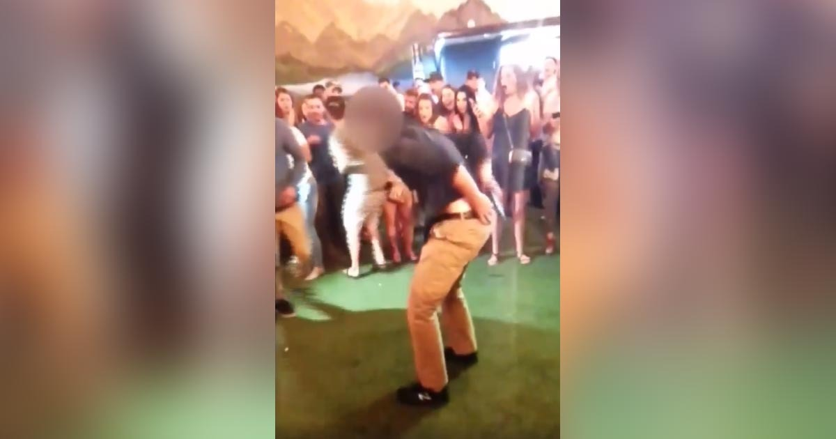VIDEO: Off-Duty FBI Agent Accidentally Shoots Man While Dancing At Bar