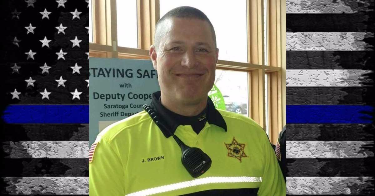 Hero Down: Saratoga County Deputy Sheriff John Brown Dies While Training For Triathlon