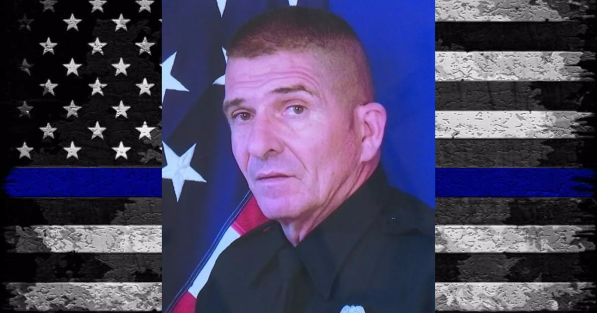 Hero Down: El Mirage Police Officer Paul Lazinsky Dies During Pursuit