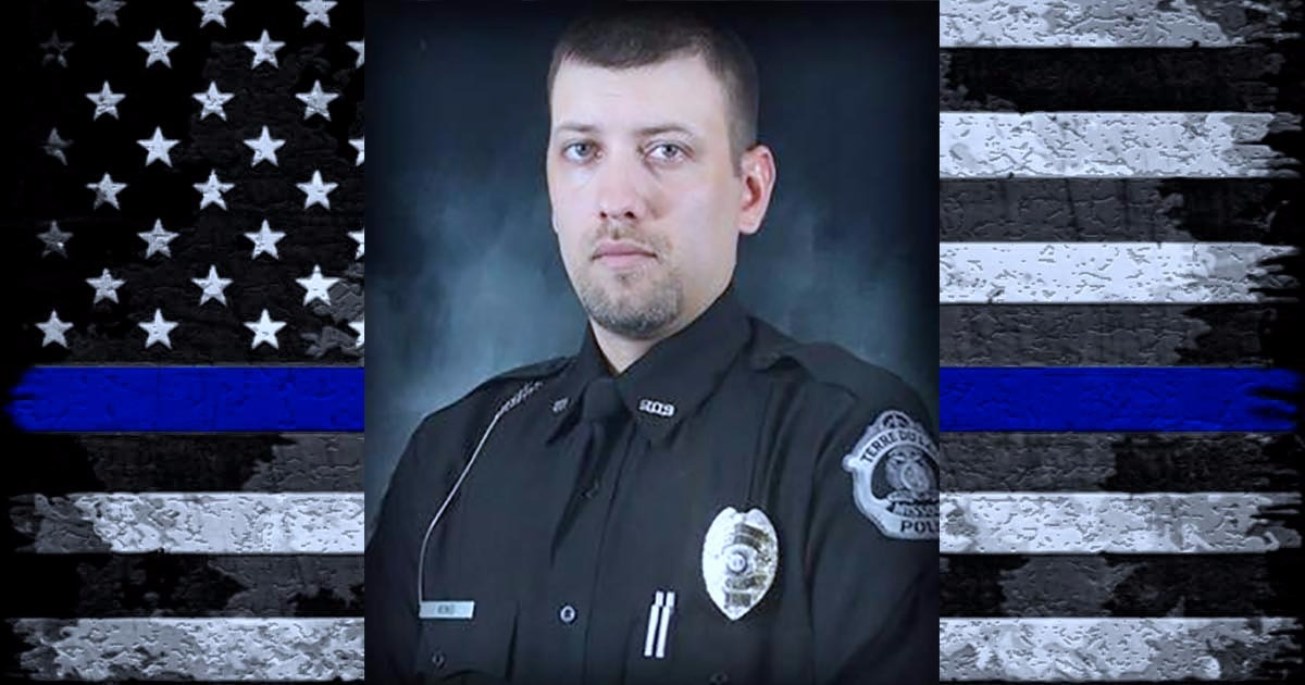Hero Down: Terre du Lac Police Officer Adam King Killed On Way Home