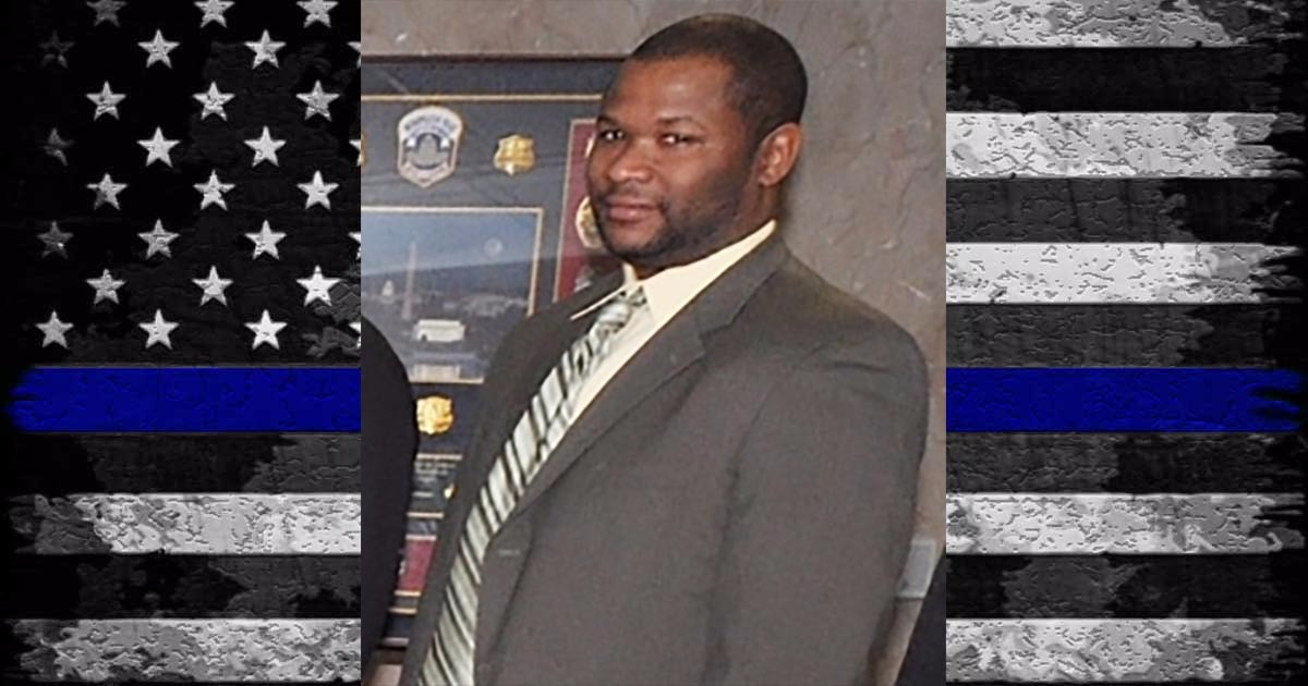 Hero Down: DC Metropolitan Sgt. Tony Mason, Jr. Assassinated In Baltimore During Cease Fire