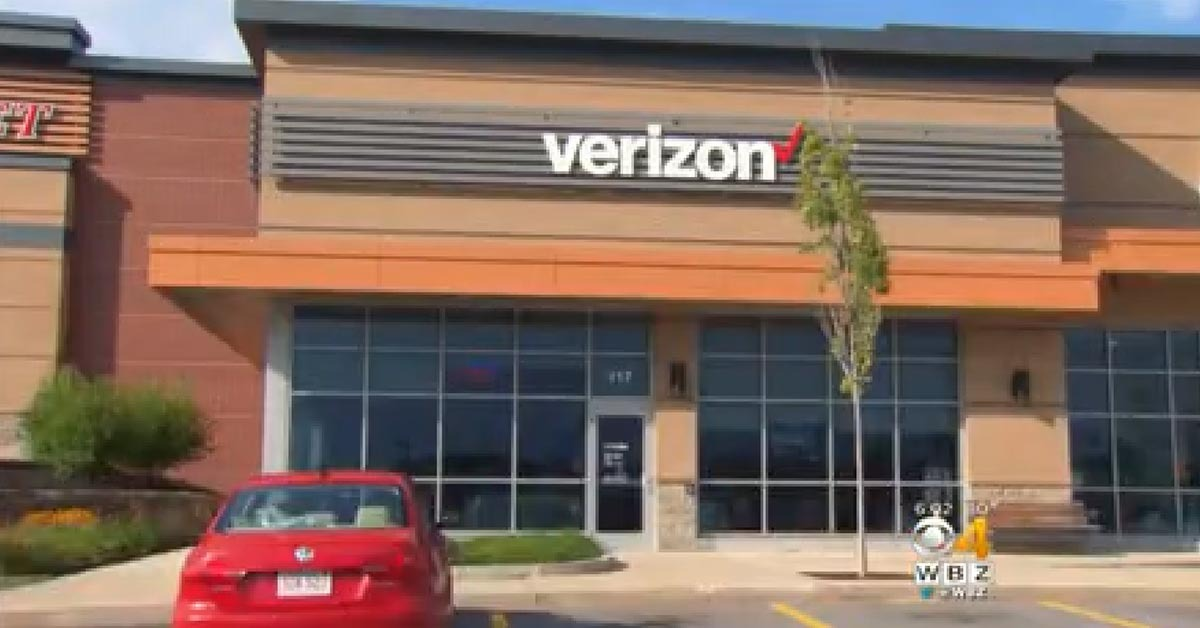 Uniformed Officer Is Refused Service At Verizon Store, Company Responds