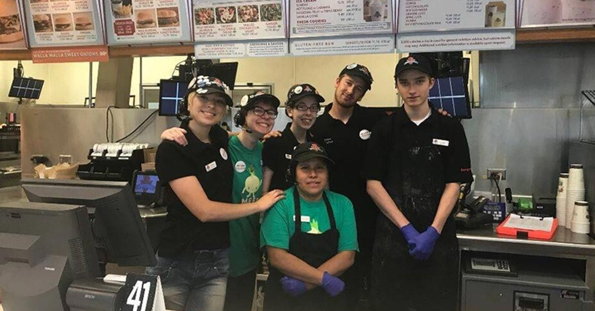 Burger Chain Approves Employees Wearing 'Abolish ICE,' 'Black Lives Matter' Pins