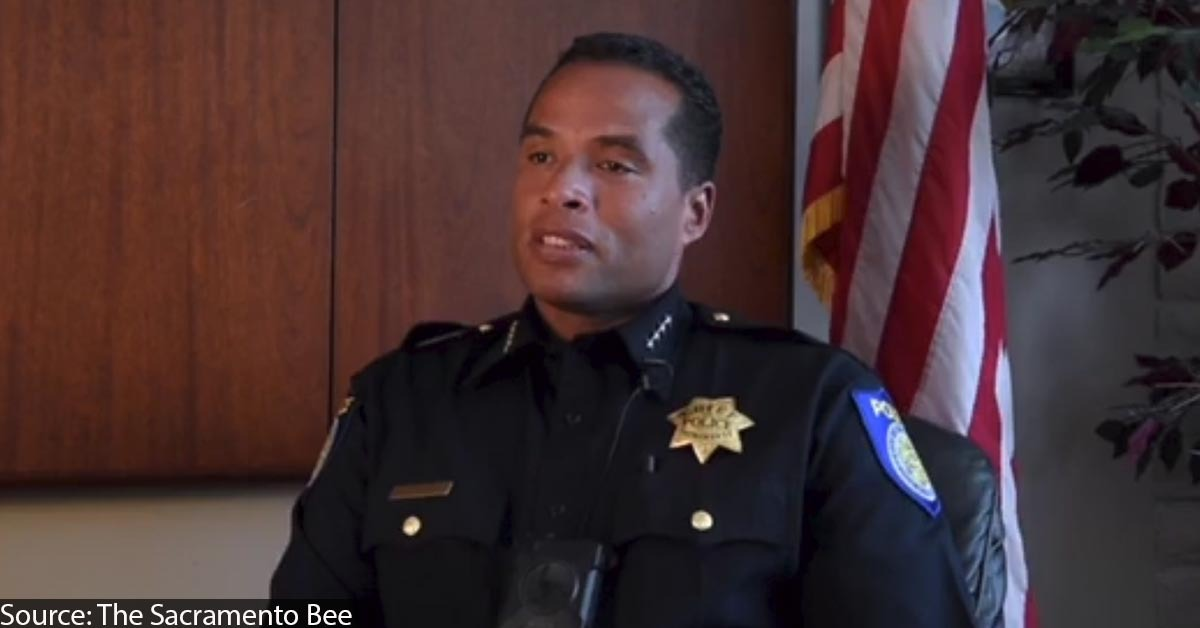 Sacramento PD Requiring Cops To Consider Not Pursuing People On Foot