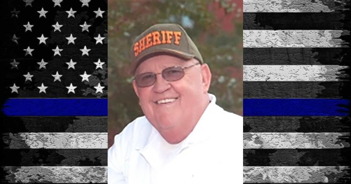 """Hero Down: Lafayette County Sheriff F.D. """"Buddy"""" East Dies After Brief Illness"""