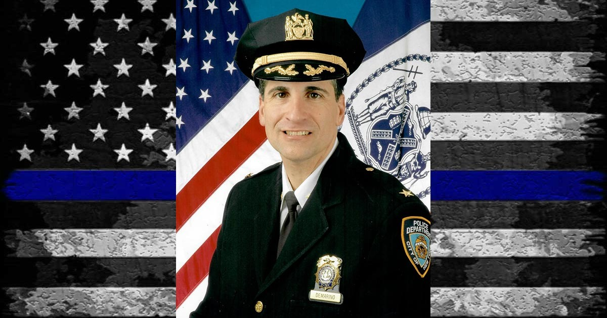 Hero Down: NYPD Deputy Chief Vincent DeMarino  Succumbs to 9/11-Related Cancer