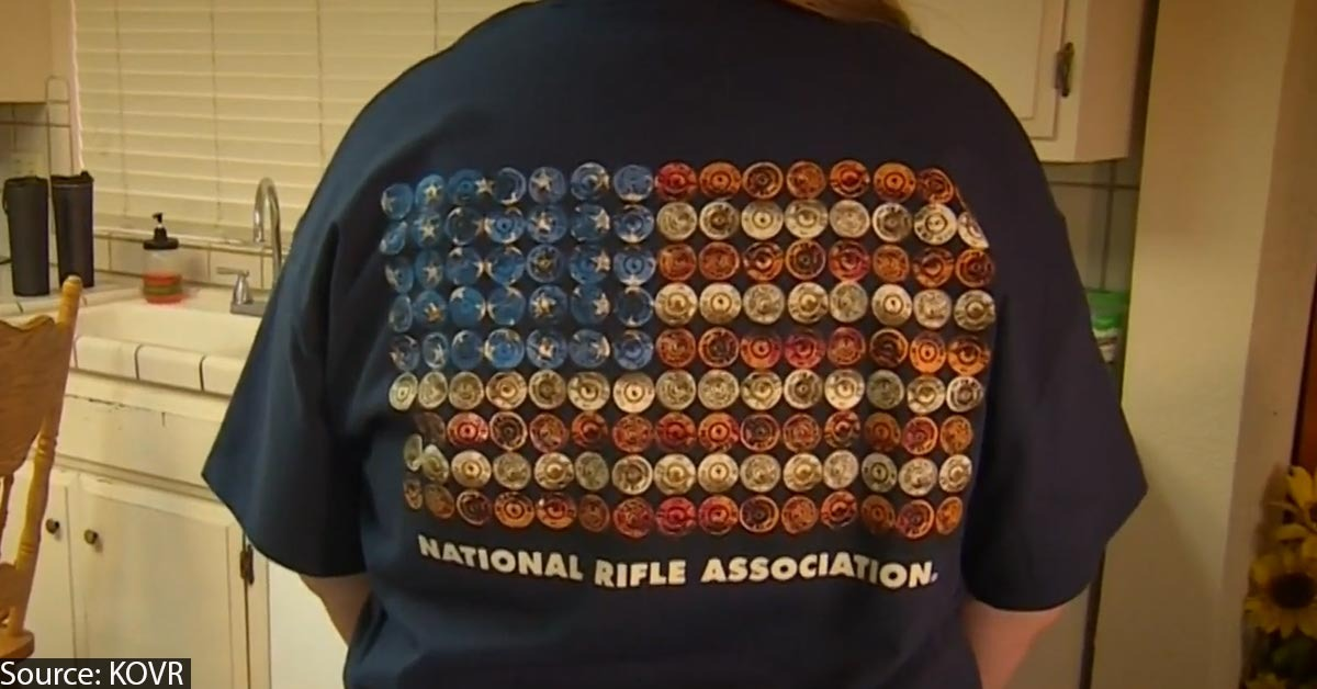 High School Teacher Disciplines Students For Wearing NRA Shirts