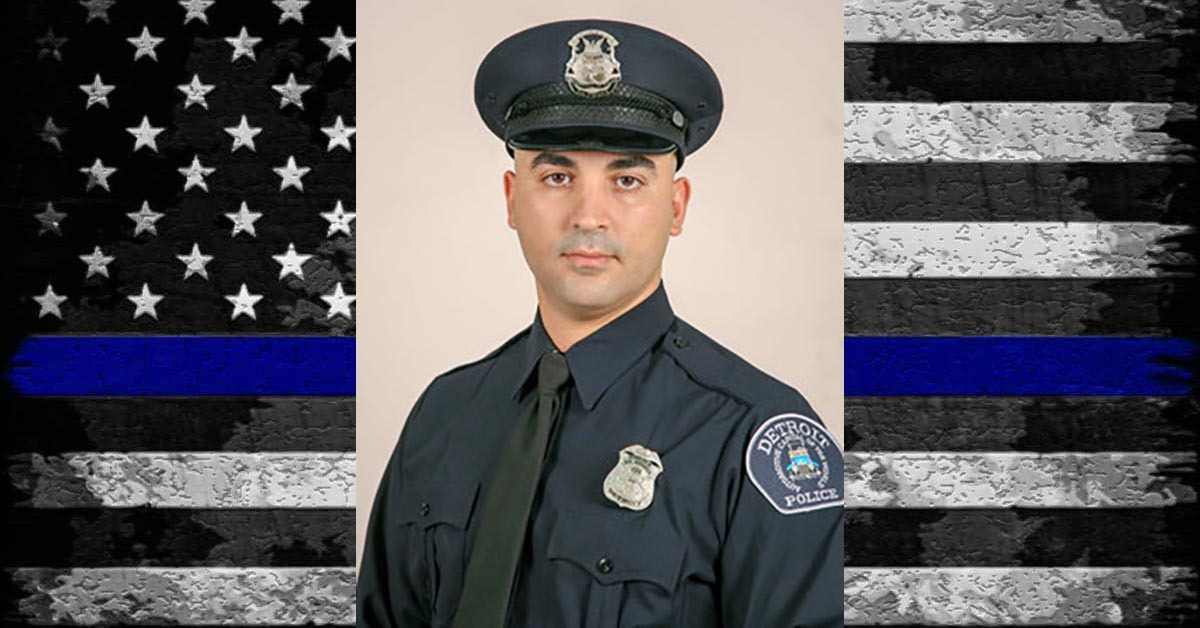 Hero Down: Detroit Officer Fadi Shukur Succumbs To Injuries From Hit-And-Run