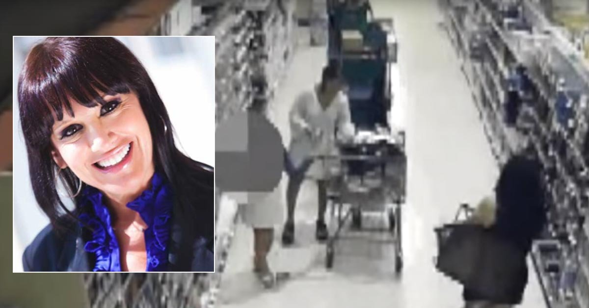 VIDEO: Broward Prosecutor Charged With Shoplifting From Publix