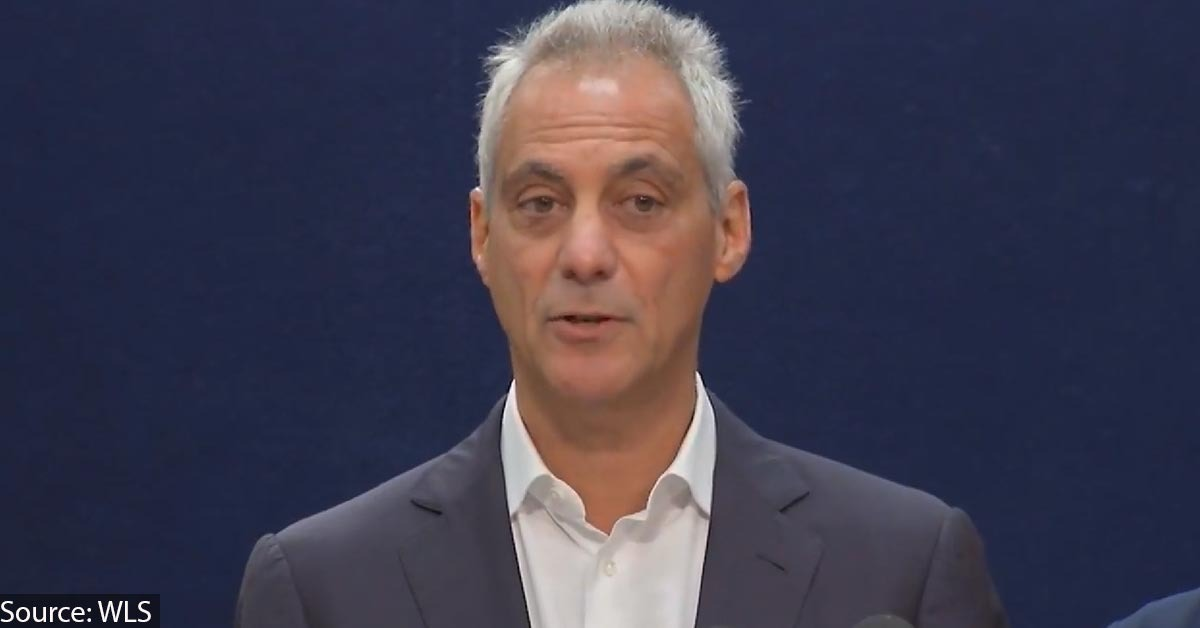 Chicago Mayor Rahm Emanuel Gives In To Protesters, Won't Seek Re-Election