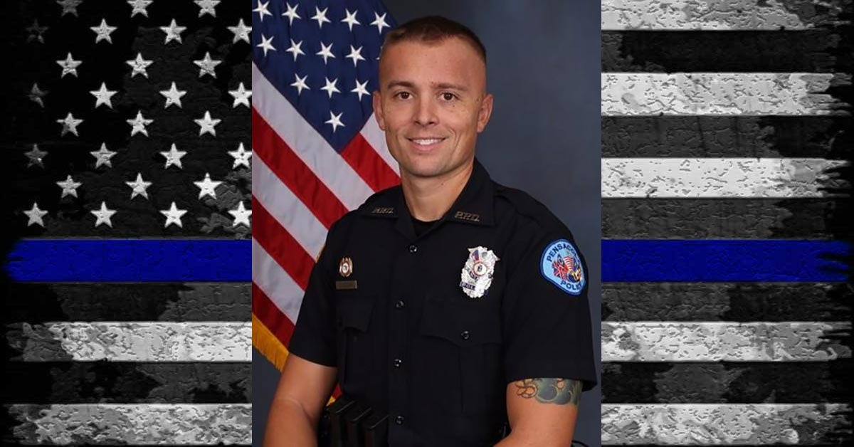 Hero Down: Pensacola Police Officer Stephen Grogan Dies From Rare Brain Cancer