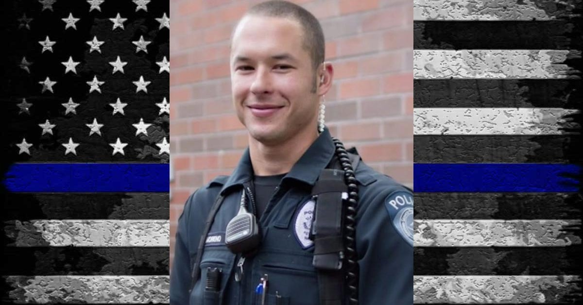 Hero Down: Kent PD Officer Diego Moreno Fatally Struck By Patrol Car In Pursuit