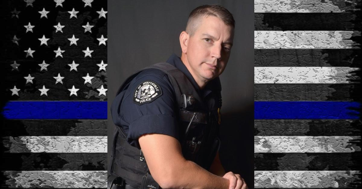 Hero Down: Hyattsville Police Sgt. Anthony 'Tony' Knox Succumbs To Cancer