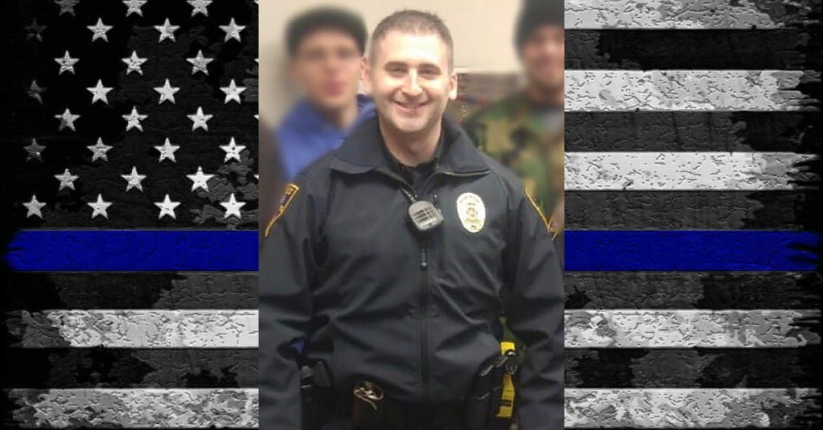 Hero Down: DuBois City And Sandy Township Officer Patrick Straub Killed In Crash