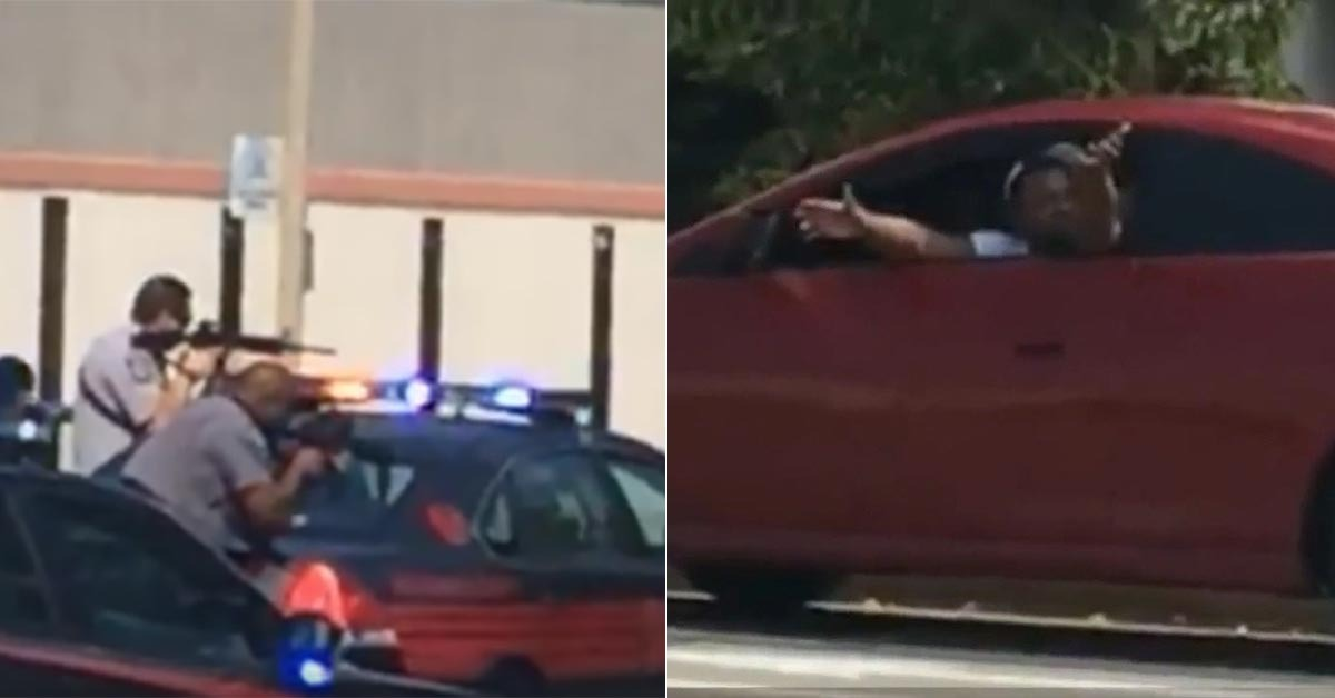 DEBUNKED: Deputy Didn't Say Suspect Was At Gunpoint 'Because You're Not White'